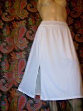 Vintage Vassarette Silky Nylon/Spandex Knit A-line Half Slip Lingerie M
