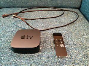 Apple TV HD - 4th Generation - 32GB - Black - A1625