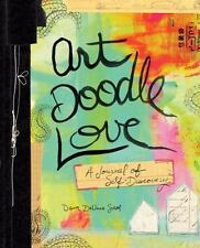 Art Doodle Love Journal of Self-Discovery Sokol NEW