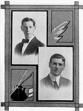 1909 Berkeley CA High School Yearbook~Photos~History~Football~Cartoons~Local Ads