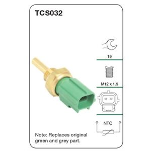 Tridon Coolant Temp Sensor TCS032 fits Toyota Avalon 3.0 (MCX10R)
