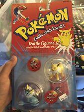 Pokemon Vintage Sealed Hasbro Toys - Jolteon & Vaporeon