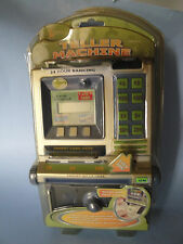 Zillions Teller Machine Battery Operated ATM Savings Bank