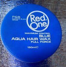 3 x Redone Blue Aqua Capelli Cera Tutta sua Forza 150ml