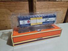 ✅LIONEL MISSOURI PACIFIC 50' DOUBLE DOOR BOX CAR 6-27858 O SCALE MOPAC FREIGHT