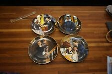 Gone with the wind Set of 4 collectors plates