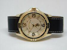 U.S. Polo ASSN. Gold Tone Quartz Analog Men's Watch