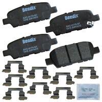 Disc Brake Caliper Repair Kit Rear Carlson 41334 fits 15-18 Ford Mustang
