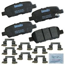 Disc Brake Pad Set-SE-R Front Bendix MRD430
