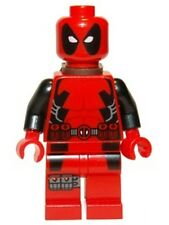 LEGO SUPER HEROES MINIFIGURE - DEADPOOL (6866)  *NUEVO / NEW - ORIGINAL LEGO*