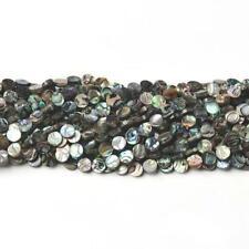 Tibetan Plat Pièce perles 12 mm argent antique 30 pcs Art Hobby Fabrication de Bijoux