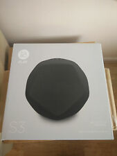 B&O PLAY BY BANG & OLUFSEN BEOPLAY S3 WIRELESS BLUETOOTH SPEAKER BLACK NEW