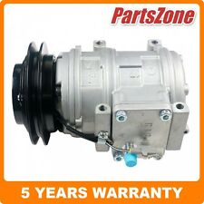 Air Conditioning AC Compressor Fit for Toyota Landcruiser FZJ80 4.5L 1FZE Aircon