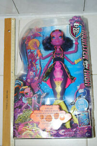 Monster High - vintage - kalla Mer´ri - Scarier Reef - MOC - MIB - mattel