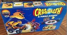 CRASH BASH IL TURBO RODEO GALOOB ANNO 1987 NUOVO - GiG Figure Micro Machines Toy