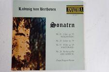 Beethoven SONATE Opus 53 79 28 81 Orazio Frugoni pianoforte (lp31)