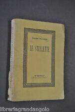 Militaria Le Stellette Bersaglieri Cavalleria Moscardelli Tumminelli Roma 1943