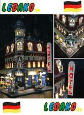LED Beleuchtungsset für Lego® für 10182 Cafe Corner von kedako