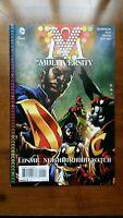 The Multiversity #1 Superman  2014 NM Cond DC Comics Cosmic Neighborhood Watch
