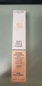 Lancome  Skin Feels Good Hydrating Skin Tint SPF 23 1.08 oz 009N Milky Peach