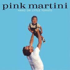 Pink Martini Hang on Little Tomato 2005 CD UK Alternative Pop World Music Albu
