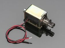Large push-pull solenoid