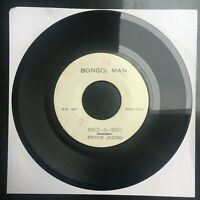 "ROLAND ALPHONSO Ring-A-Ting / Blue Dot BONGO MAN BM 007 JAMAICA ROCKSTEADY 7"" 45"