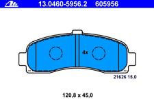 Bremsbelagsatz Scheibenbremse - ATE 13.0460-5956.2
