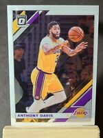 2019-20 DONRUSS OPTIC ANTHONY DAVIS BASE #90 LA LAKERS 👑🏀🔥
