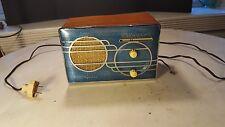 Antique 1939 Sparton 500-C Cloisonne Catalin Radio Art Deco