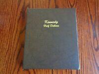 Complete 106 piece KENNEDY HALF DOLLAR Set 1964 - 2020 GEM BU in Dansco Album