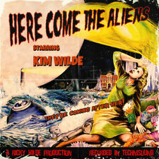 Kim Wilde : Here Come the Aliens CD (2018) ***NEW***
