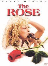 DVD Bette Midler The Rose 2003 Alan Bates Frederic Forrest