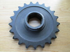 68-3089 BSA A50 A65 500cc 650cc 21T 21 TOOTH GEARBOX SPROCKET UK MADE