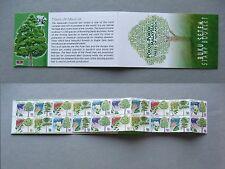 MALAYSIA, booklet 1999 MNH, trees of Malaysia