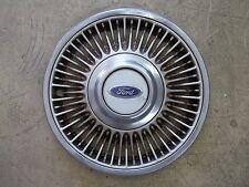 """1987 87 88 89 90 Ford Taurus Hubcap Rim Wheel Cover Hub Cap 15"""" OEM USED 859"""