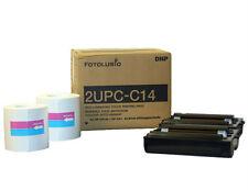 DNP 2UPC-C14 print media per Lab 2 UPCC Snap 14 (Sony) 2 UPCC - 14