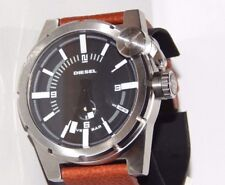 Original Diesel DZ4270 Herrenuhr Chronograph Leder Braun Armbanduhr NEU& OVP