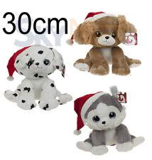 Beanie Puppy Glitter Eye Pups Teddy Soft Plush Toys Kids Birthday Christmas Gift