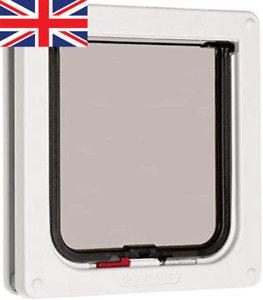 Cat Mate Lockable Flap, Easy Fitting, Fast 1 Count (Pack of 1)