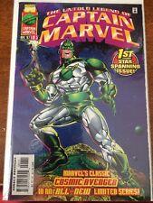 Marvel Comics The Untold Legend of CAPTAIN MARVEL #1 NM (1997)
