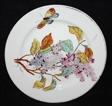 "Franz Anton Mehlem/Royal Bonn - Antique 8 1/4"" Plate - Hand Finished - c1900"
