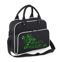 Personalised Name Irish Dance Bag Children's Dance Bags Ireland Custom Girls