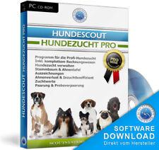 Profi Hundezucht Software Programm,Hundeverkauf,Welpen Aufzucht,Hunde Stammbaum