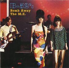 "THE B-52'S ""Bomb Away The M.E."" Live Boston 1979 original 1991 Italian CD"