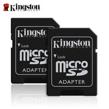 Kingston micro SD to SD Card Adapter SDHC SDXC 2 For The Price of ONE