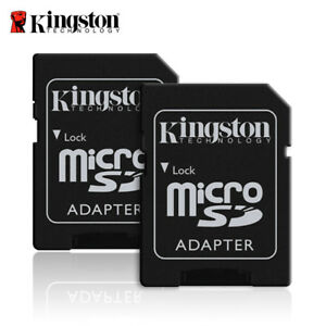 【BOGO】Kingston micro SD to SD Card Adapter SDHC SDXC 2 For The Price of ONE