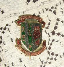 Noble Park High School Badge Mint Condition Stokes Melbourne