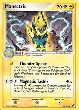Manectric 38/107 EX Deoxys  Pokemon Card  MINT