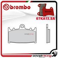 Brembo SA - Pastiglie freno sinterizzate anteriori per Kawasaki ZX4 400 1990>